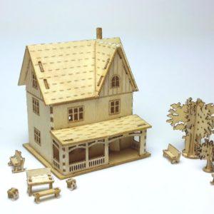 Miniaturen - Häuser